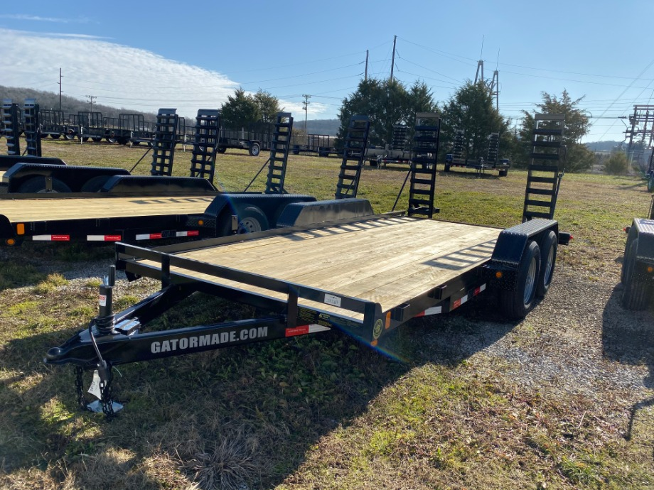 Skid Steer Trailer 16ft By Gator Skid Steer Trailers