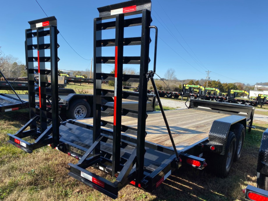Skid Steer Trailer 20ft 14k Aardvark By Gator Skid Steer Trailers