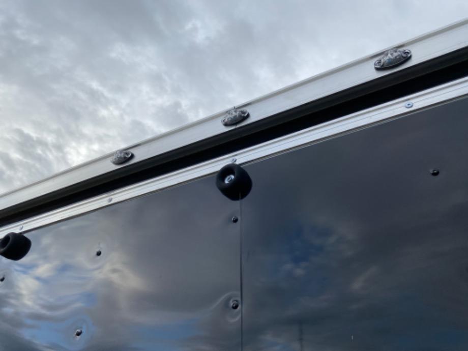 Enclosed Trailer Dual Tandem Best Enclosed Trailer