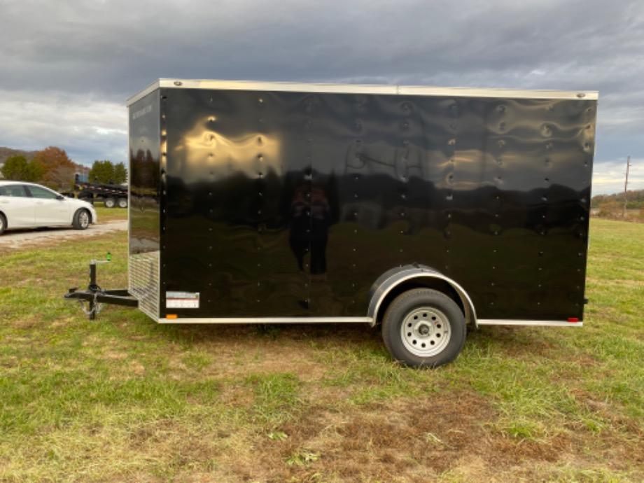 Single Axle Enclosed Trailer Best Enclosed Trailer