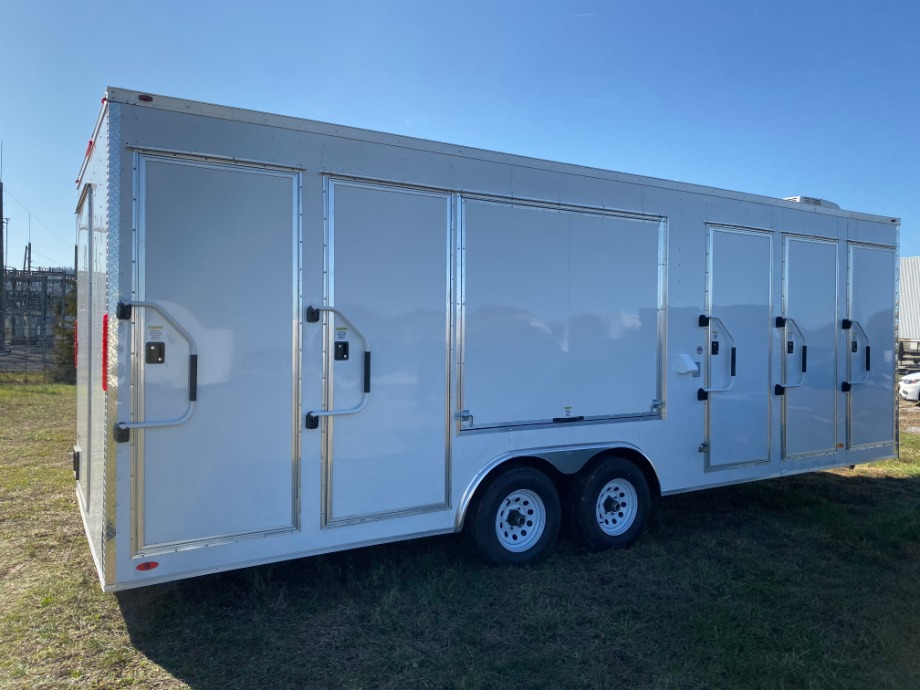Mobile Shower Trailer For Sale | Mobile Shower Trailer For Disaster Relief   Mobile Shower Trailer