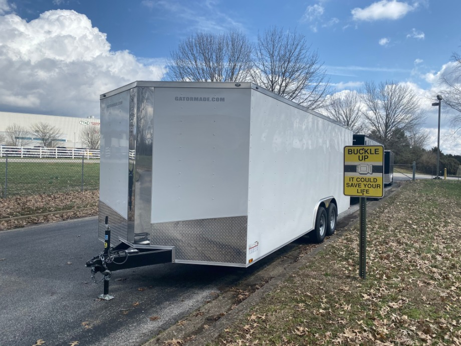 Enclosed Trailer By Gator Best Enclosed Trailer