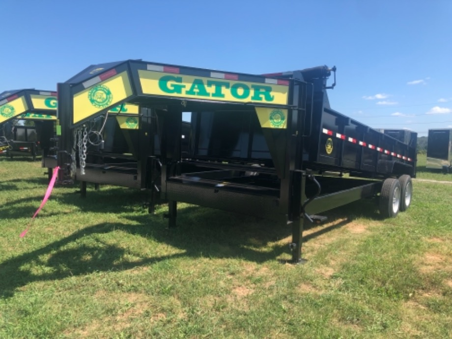 Gooseneck Dump Heavy Duty Trailer For Sale Best Dump Trailer