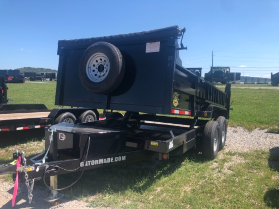 Dump Trailer 14k 14000 For Sale Best Dump Trailer