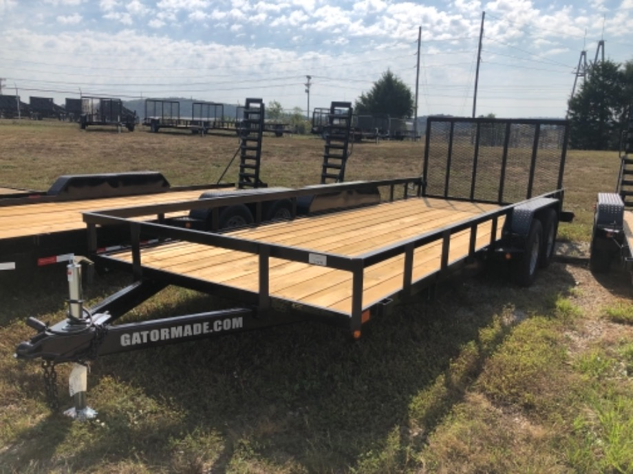 Utility Trailer 20ft Utility Trailers