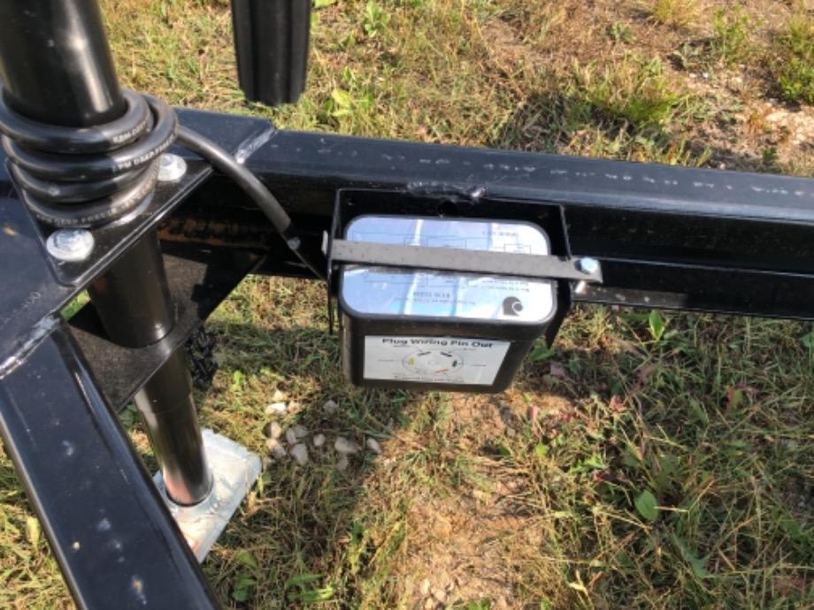 Utility Trailer 12ft Dual Tandem Utility Trailers