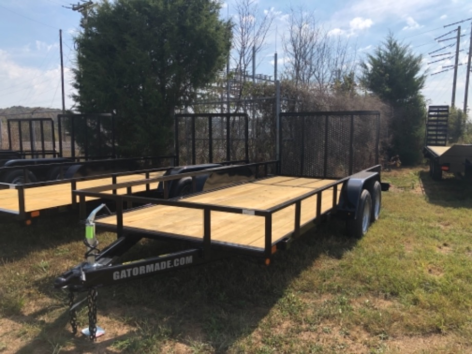 Utility Trailer Cheap 16ft Utility Trailers