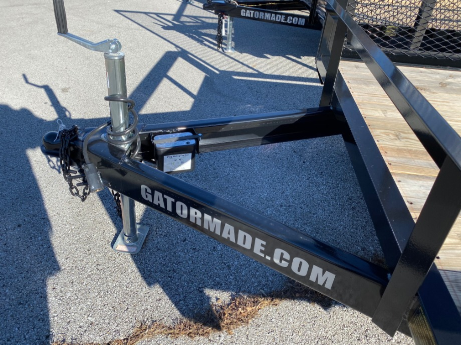 Utility Trailer With Side Gate 16ft Utility Trailers