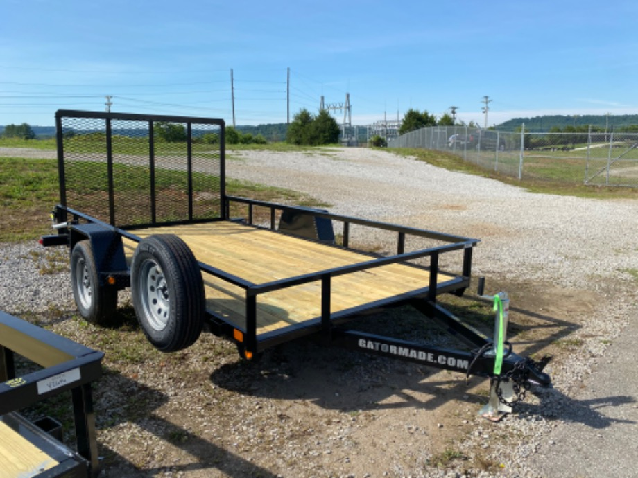 Utility Trailer 12ft Utility Trailers