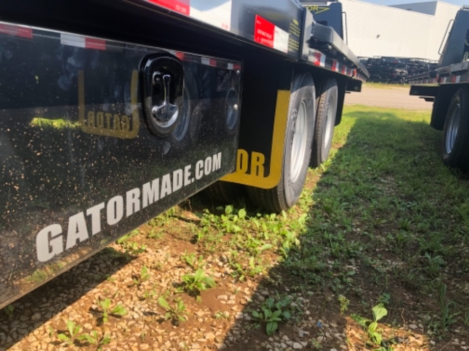 Gooseneck Trailer With Hydraulic Dovetail For Sale Gooseneck Trailers