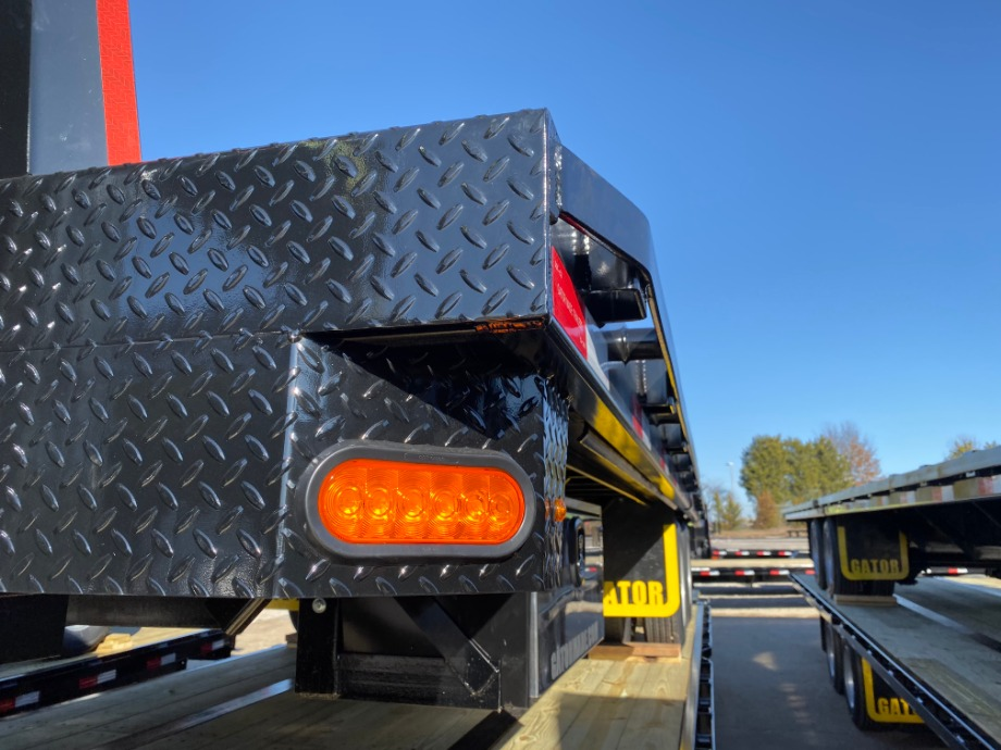 Gooseneck Trailer With Largest Carrying Capacity Gooseneck Trailers