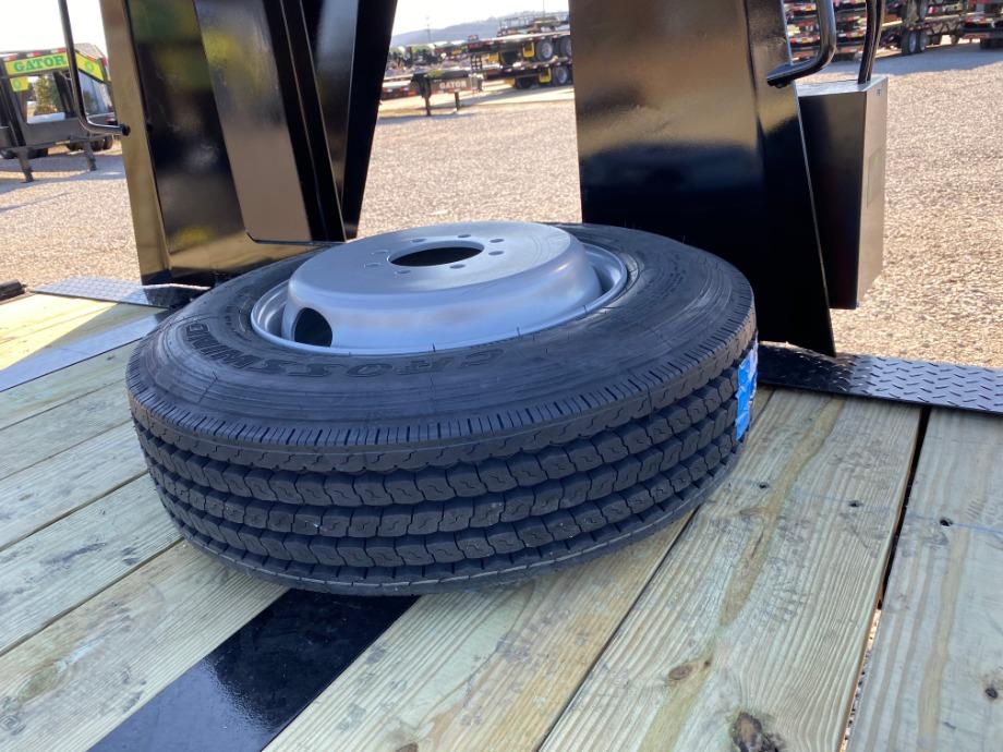 Gooseneck Trailer With Hydraulic Dovetail Gooseneck Trailers