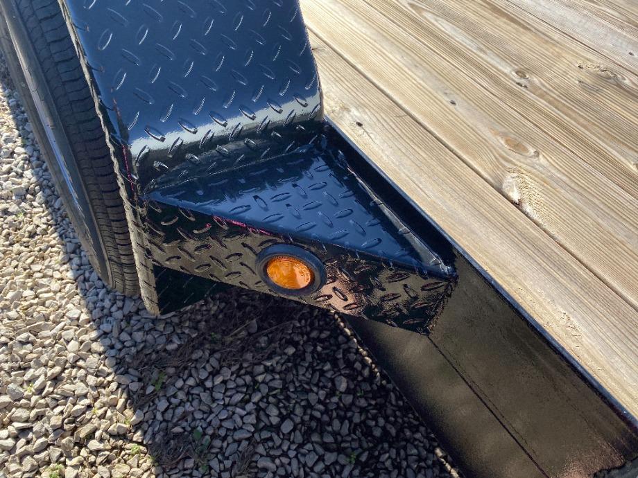 Car Hauler With Duck Tail Best Car Hauler Trailer